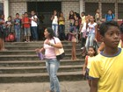 Pais e alunos denunciam situação de abandono em escola em São Luís