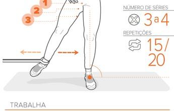 Adução: aprenda exercício para os músculos estabilizadores do quadril