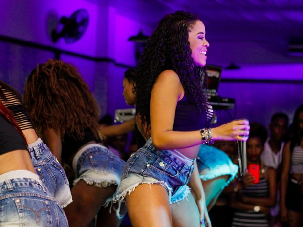 Bonde das Maravilhas em show em Salvador, na Bahia (Foto: Divulgação)