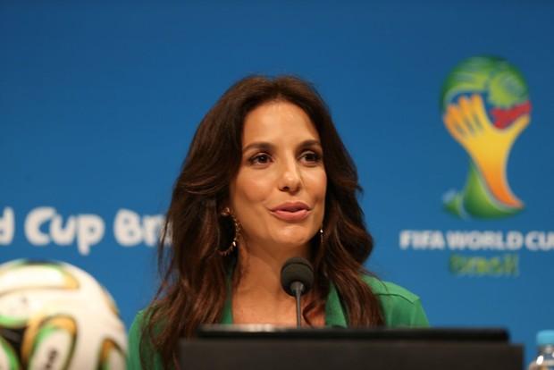 Ivete Sangalo (Foto: Vanessa Carvalho / BPP/ AgNews)