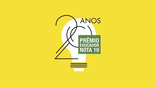 Prorrogadas as inscrições para o Prêmio Educador Nota 10 em 2017