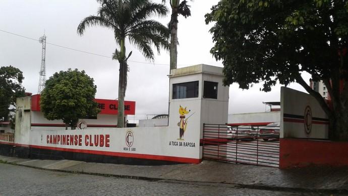 Estádio Renatão, Centro de Treinamento do Campinense (Foto: Rammom Monte / Globoesporte.com/pb)