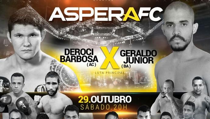 Aspera FC 46 em Rio Branco, Acre (Foto: Divulgação)
