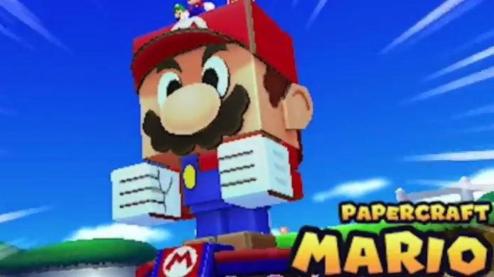 Nem todos os minigames de Mario & Luigi Paper Jam funcionam (Foto: Divulgação/Nintendo)