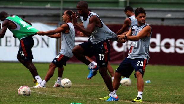 valencia rafael sobis flu treino (Foto: Nelson Perez/FluminenseFC)