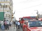 Agência dos Correios em MS é evacuada após princípio de incêndio