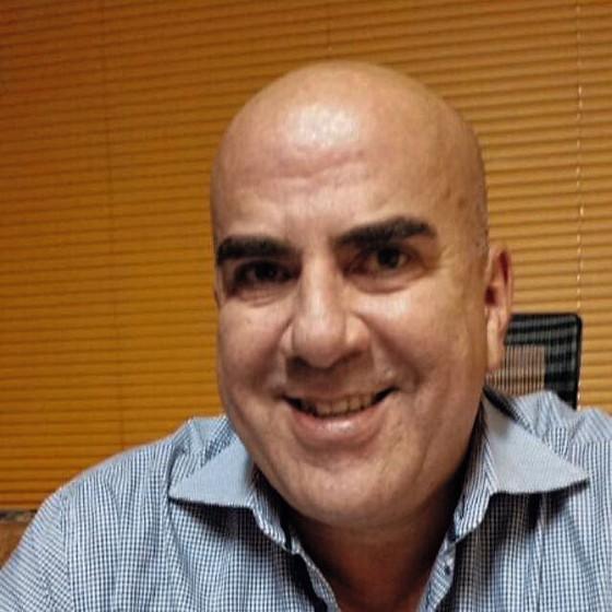 O traficante Jorge Rafaat, assassinado em 2016.Sua morte inaugurou uma disputa de poder entre criminosos na fronteira do Brasil com o Paraguai (Foto: Reprodução)
