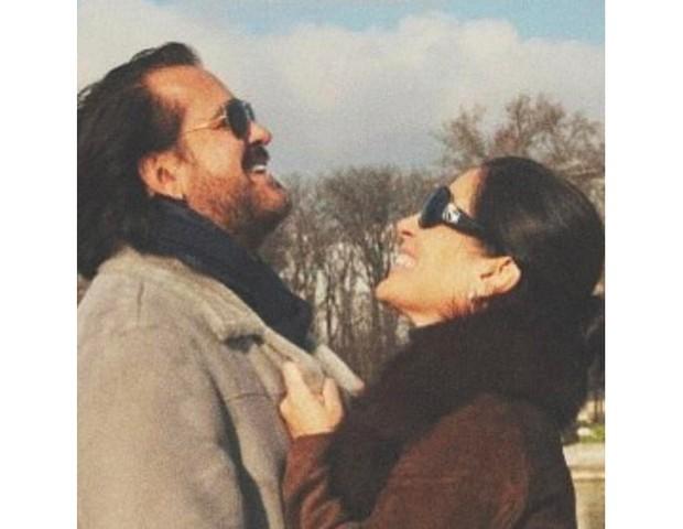 """Casados desde 1987, Orlando Morais e Glória Pires comemoram mais um Dia dos Namorados juntos. """"Amor da minha vida..."""", escreveu ele. (Foto: Reprodução/ Instagram)"""
