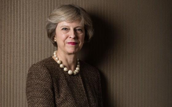 Theresa May (Foto: Justin Sutcliffe / eyevine)