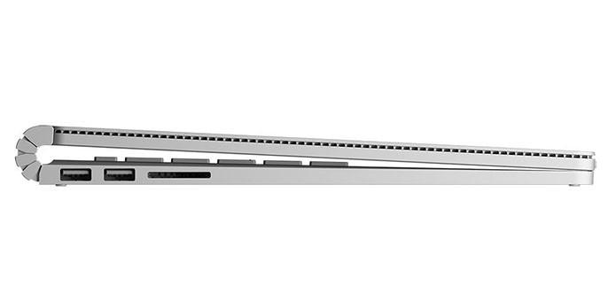Surface Book traz melhor acabamento e dobradiça inovadora (Foto: Divulgação)