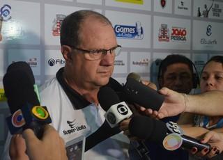 Marcelo Vilar, Botafogo-PB (Foto: Amauri Aquino / GloboEsporte.com)