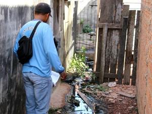 Agente de endemias, Macapá, Amapá, dengue, aedes aegypti, (Foto: PMM/Divulgação)