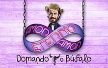 Divirta-se tentando domar o búfalo como o Barão (Amor Eterno Amor/TV Globo)