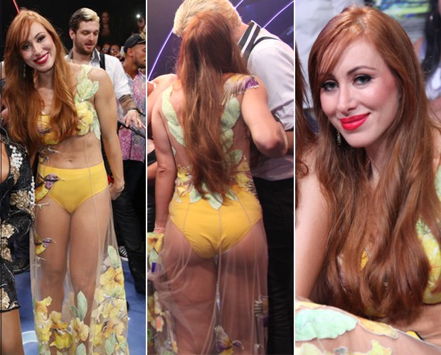 aline vestido 620x500 (Foto: BBB / TV Globo)