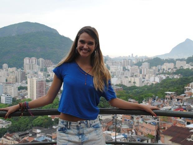 Juliana Paiva Dona Marta  (Foto: Malhação / TV Globo)