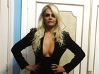 Monique Evans critica VIPs do Rock in Rio: 'preocupados com boca livre'