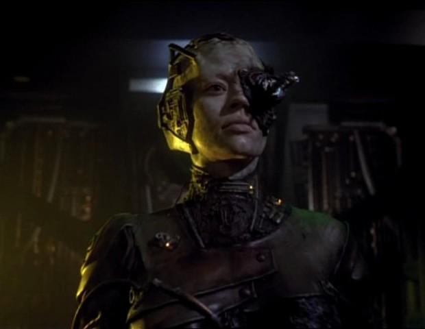 Escorpião: Parte 2 (Star Trek Voyager) (Foto: reprodução)