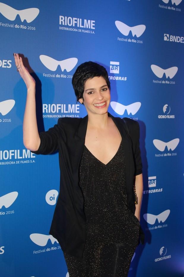 Maria Flor (Foto: Fabio Moreno/Agnews)