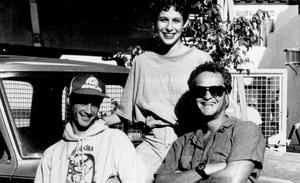 Lula (Andre De Biasi), Zelda Scott (Andréa Beltrão) e Juba (Kadu Moliterno)