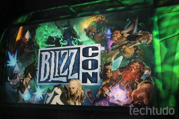 BlizzCon 2015 (Foto: Felipe Vinha/TechTudo)