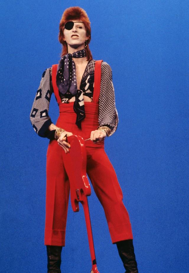 O famoso pirata de David Bowie (Foto: Divulgação)