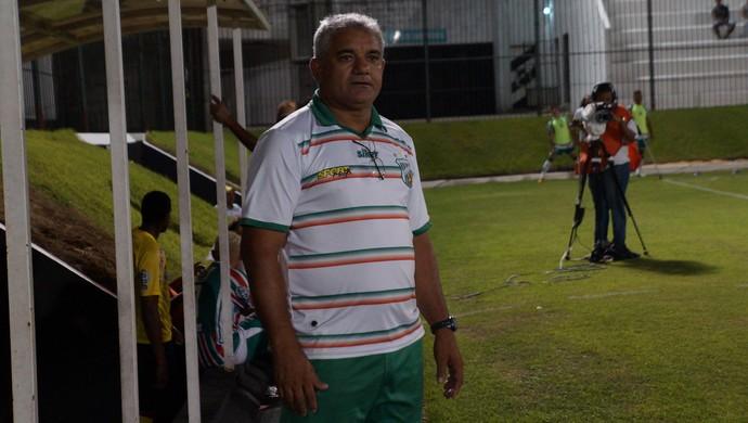 Cícero Ramalho - Baraúnas (Foto: Augusto Gomes)