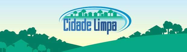 Faixa Cidade Limpa (Foto: Arquivo  / TV TEM)