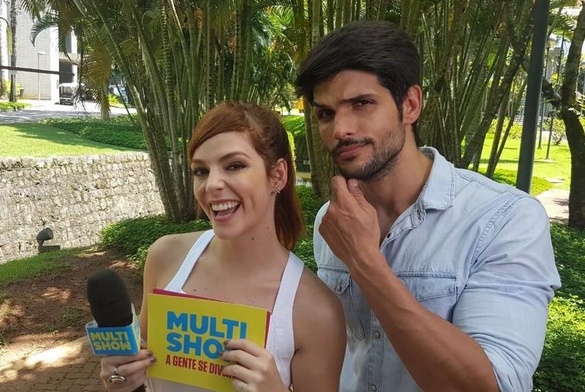 Lucas  o convidado de Titi Mller no A Eliminao desta quarta-feira (28), s 22h30, no Multishow (Foto: Multishow)