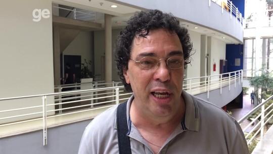 """Casagrande comenta o 1º Dérbi do ano do centenário: """"Palmeiras favorito"""""""