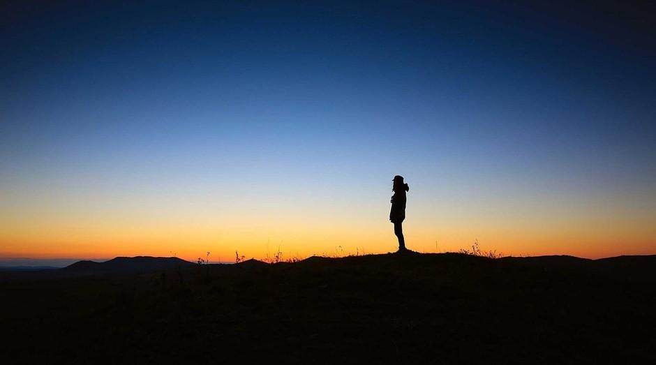 solidão, sozinho, depressão, desafio (Foto: Pixabay)