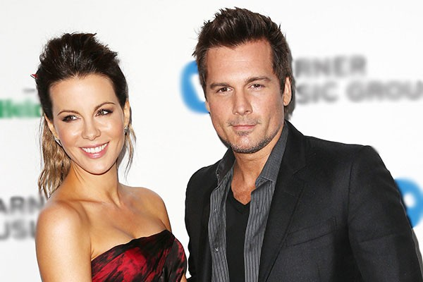 Len Wiseman e Kate Beckinsale (Foto: Getty Images)