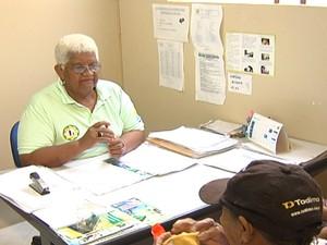 O Conselheiro Tutelar trabalha para garantir os direitos de crianças e adolescentes. (Foto: Reprodução/TV Tapajós)