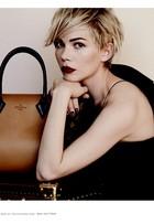 Michelle Williams aparece em nova campanha de bolsas da Louis Vuitton