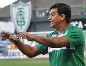 Moacir Junior, América-MG x Vasco (Foto: Assessoria AFC)