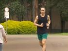 Saiba como diminuir efeitos da poluição do ar durante uma corrida