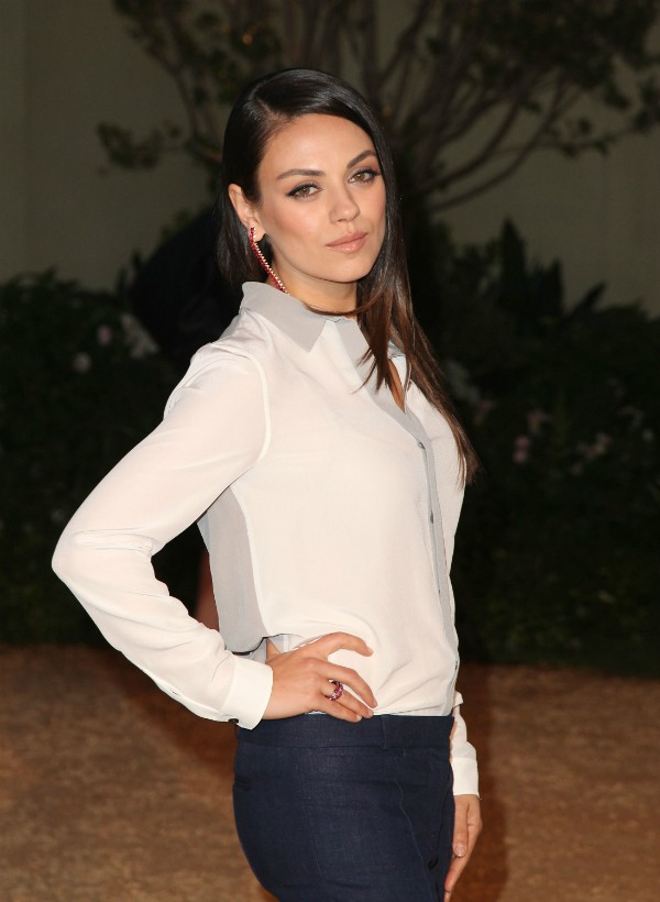 A atriz Mila Kunis (Foto: Getty Images)