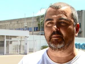 Presidente do Sindicato dos Metalúrgicos de Campinas e região discorda das demissões (Foto: Reprodução/EPTV)