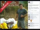 Piloto de paramotor desaparecido há dois dias é encontrado em Umuarama