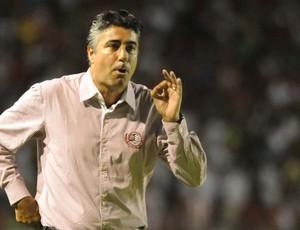 Alexandre Gallo, técnico do Náutico (Foto: Aldo Carneiro/Pernambuco Press)