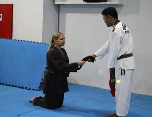 Liga Rondoniense de Taekwondo (Foto: Ivanete Damasceno)