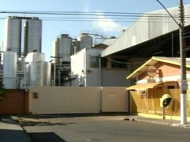 Sócios de cervejaria foram presos (Foto: Reprodução / TV TEM)