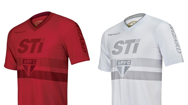 camisa São Paulo (Foto: VIPCOMM)