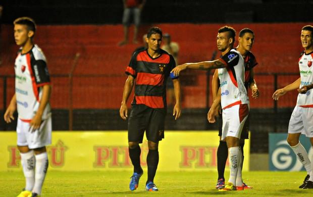 Sport x Guarany-CE (Foto: Antonio Carneiro/Pernambuco Press)