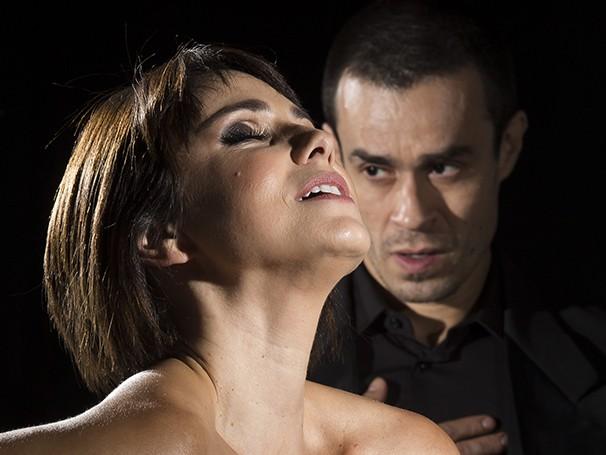 Ambos os casais nutrem ressentimentos recíprocos e frustrações pessoais (Foto: Divulgação)