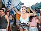 Sabrina Boing Boing, da Tatuapé, vai desfilar pelada para comemorar título