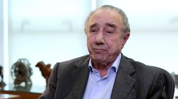 José Batista Sobrinho, de 83 anos, foi o fundador da JBS (Foto: Reprodução Youtube)
