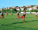 Em treino fechado, Soares comanda coletivo e finaliza preparação tricolor