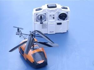 G1 Alunos Criam Helicóptero Com Material Reciclável Para Combater
