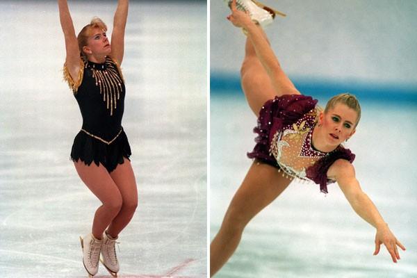 Tonya Harding foi banida da patinação artística após confessar o seu envolvimento na lesão da atleta Nancy Kerrigan (Foto: Getty Images)