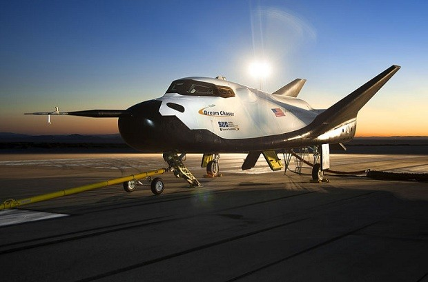 Dream Chaser (Foto: Wikimedia Commons)